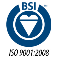 BSI Certification ISO 9001:2008