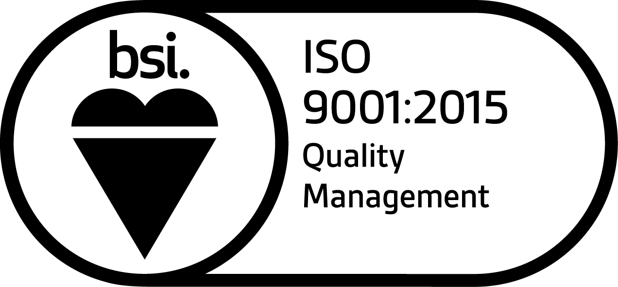 BSI Certification ISO 9001:2015