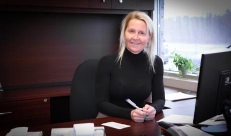 Martine Laporte, Technicienne en comptabilité