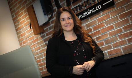 Nathalie Boucher, Adjointe aux projets