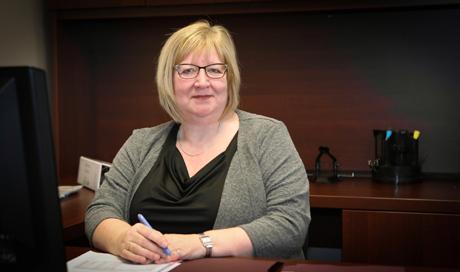 Sylvie Gamelin, Technicienne en comptabilité