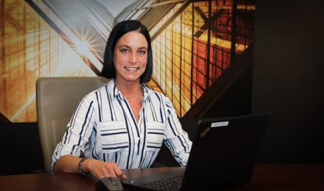 Valérie Lallemand, Technicienne en comptabilité